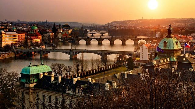 Dovolená v Praze, proč ne