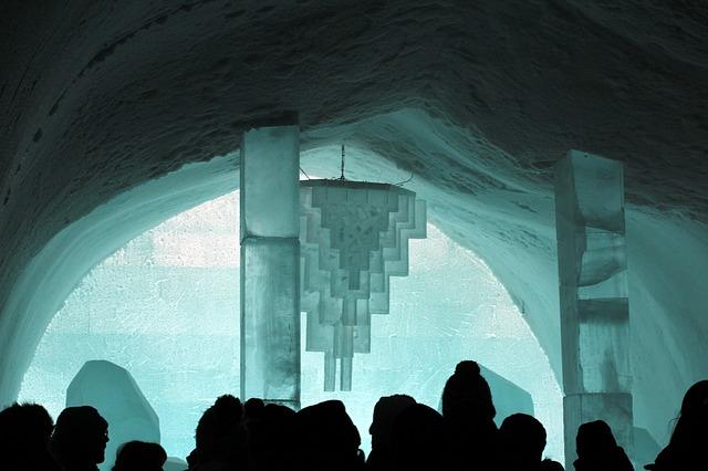 ledová stavba