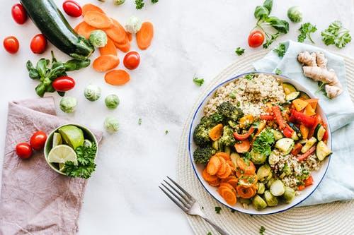 Proteinová jídla plná vitamínů a důležitých látek